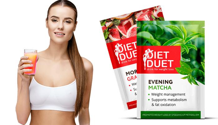 Diet Duet per la perdita di peso: meno 7-10 kg in un mese e non tornano più!