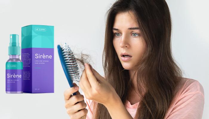 Le Clere Sirene per la crescita dei capelli: rimedio №1 nella lotta contro l'alopecia