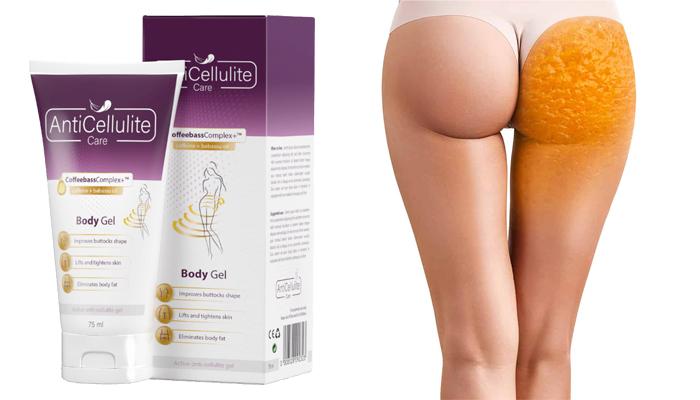 AntiCellulite Care contro la cellulite: si tratta di una svolta storica nella correzione naturale della forma della pelle dei glutei