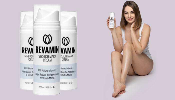 Revamin Stretch Mark: un'efficace soluzione contro le smagliature!