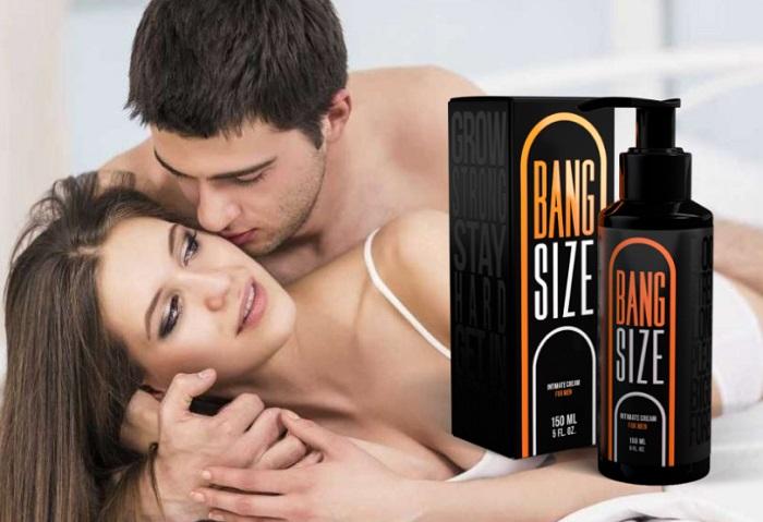 BANGSIZE per l'ingrandimento del pene: dare partner un piacere indimenticabile!