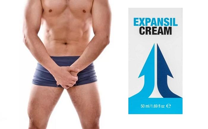 Expansil Cream per l'ingrandimento del pene: LO STANDARD DI RIFERIMENTO PER GLI UOMINI!