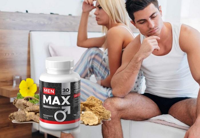 MenMax per la potenza: per un'estrema efficienza sessuale!