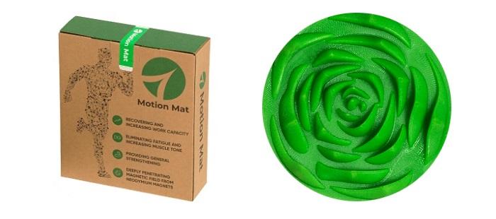 Motion Mat dispositivo per l'agopuntura: la soluzione migliore per uno stile di vita sano!