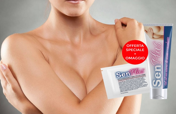 SenPlus per l'ingrandimento del seno: seno lussureggiante ed elastico senza chirurgia!
