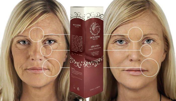 Argania anti rughe: ripristina la compattezza della pelle
