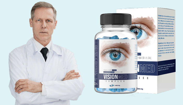 VisionMed Complex per ripristinare la visione: è il modo migliore per restituire la vista a qualsiasi età