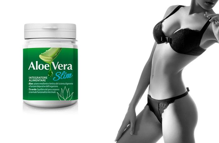 Aloe Vera Slim per la perdita di peso: darà la vittoria sui chili di troppo!