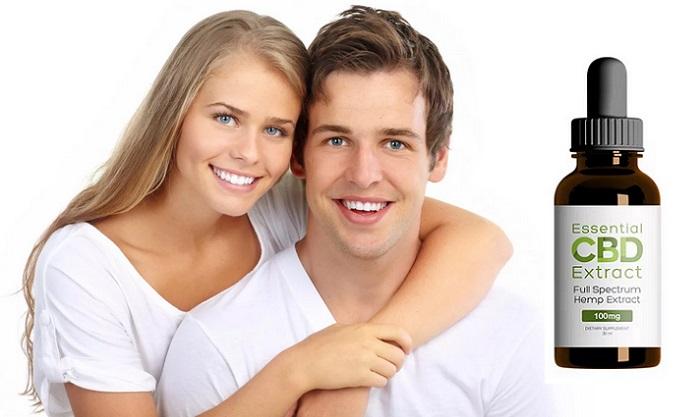 Essential CBD Extract le nuove gocce di CBD per un sollievo incredibile e al 100% garantito!