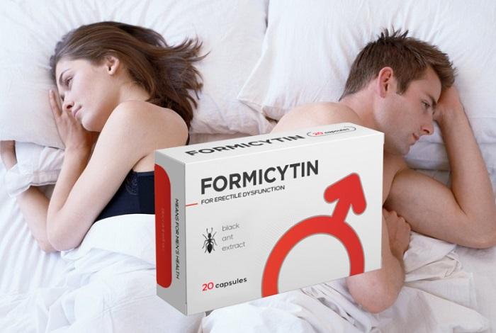 Formicytin per la potenza: assolutamente sicura ed efficace!