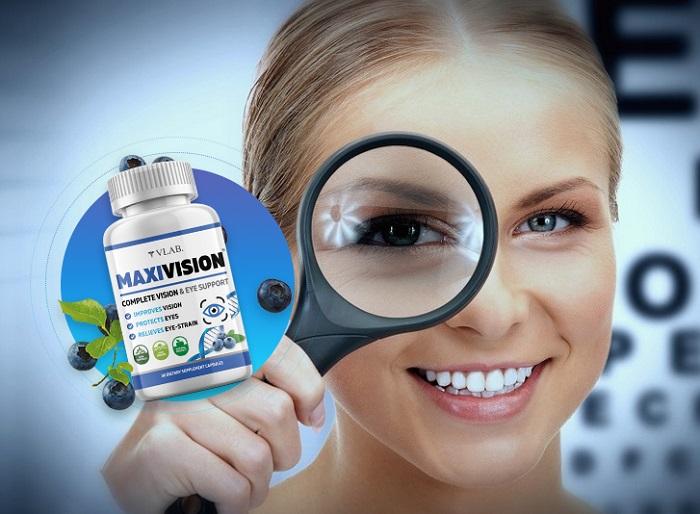 MAXI VISION per ripristinare la vista: il miglior restauratore naturale della vista e della salute degli occhi di oggi!