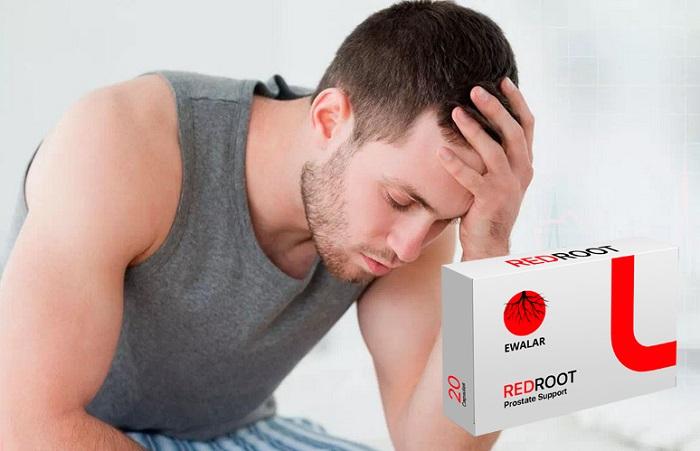 Red Root prostatite: contiene soltanto i componenti vegetali!