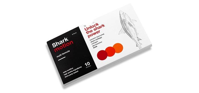 Shark Motion per le articolazioni: goditi ogni movimento!
