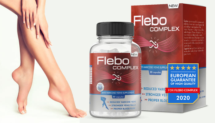 Flebo Complex contro le vene varicose: sbarazzati delle vene varicose in modo irreversibile in 21 giorni!