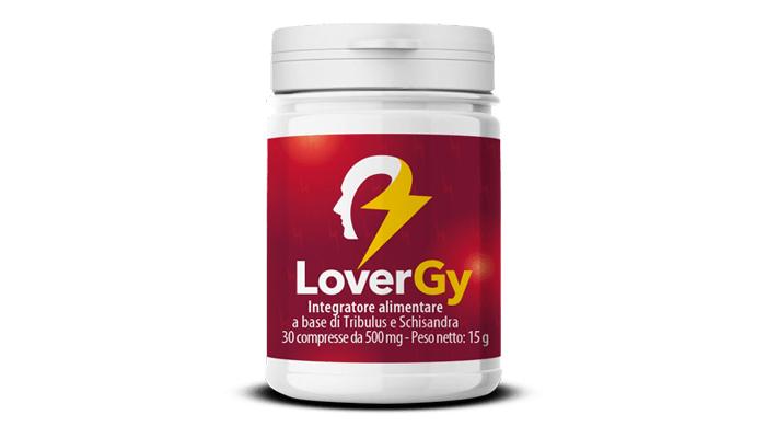 Lovergy per aumentare la potenza: ritrova la potenza dell'amante perfetto che c'è in te