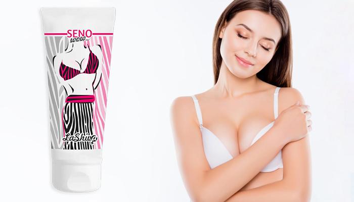 Seno Wow per l'aumento del seno: seno lussureggiante ed elastico senza chirurgia!