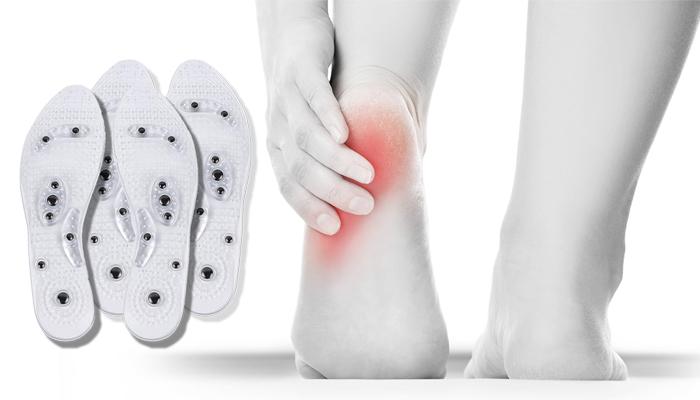 Magnetic Feet contro il dolore: benefici senza nessuna controindicazione
