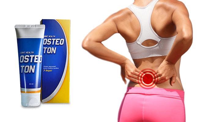 Osteoton per le articolazioni: rimedio per la schiena e le articolazioni numero 1 in Europa