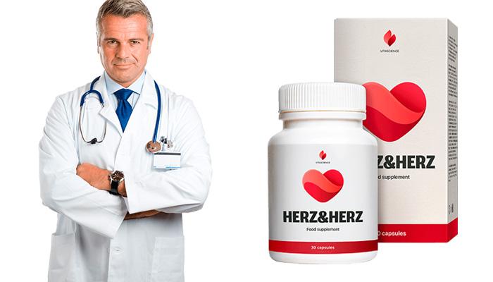 Herz&Herz contro l'ipertensione: una buona pressione sanguigna dal primo uso