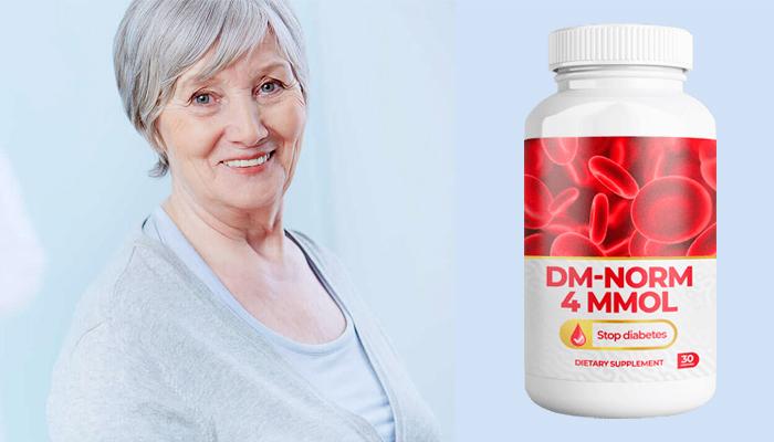 DM-NORM contro il diabete: elimina le complicazioni e facilita la vita con il diabete