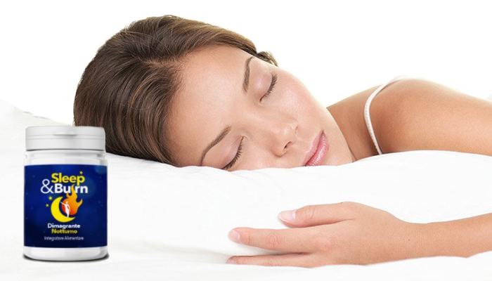Sleep&Burn per la perdita di peso: meno fame e più energia