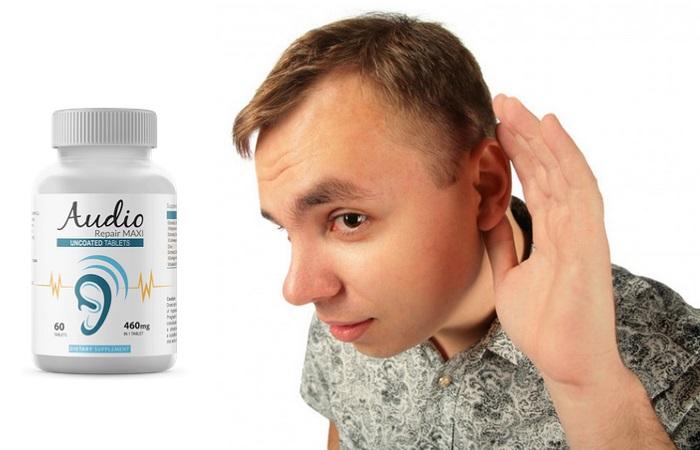 Audio Repair MAXI per ripristinare l'udito: 8 volte migliorare l'udito, eliminare il rumore e squittio-immediatamente!