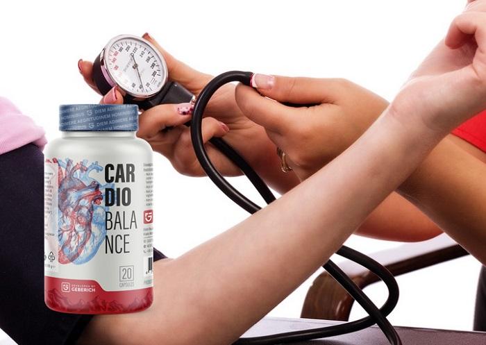 CardioBalance da ipertensione: sconfigge l'ipertensione e tutti i suoi sintomi!