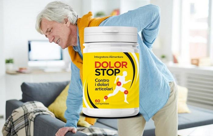 Dolor Stop addio dolore con 2 ingredienti naturali e rivoluzionari!