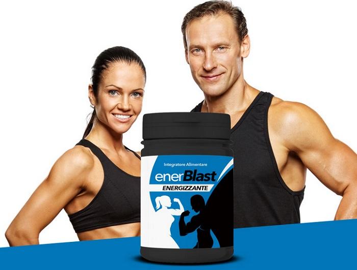 EnerBlast per lo sviluppo della massa muscolare: 100% Naturale con principi attivi di Madre Natura!