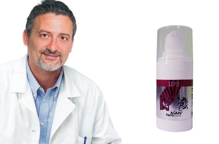 LIPS FEROMAN per la potenza: stimola la produzione di acido jaluronico!