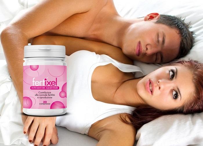 Fertixel capsule per migliorare la fertilità femminile: per preparare il corpo ad ospitare una nuova vita!
