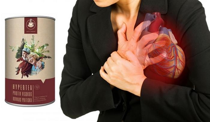 Hypertea da ipertensione: pressione sanguigna normalizzata sin dal primo utilizzo, risultati duraturi!