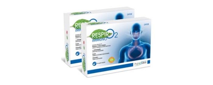 Immuno RespirO2 per rafforzare l'immunità: migliore azione in questo particolare periodo!