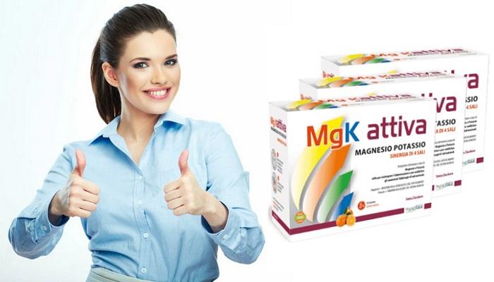 MGK ATTIVA capsule efficaci per rafforzare il corpo e migliorare l'immunità!