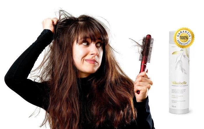 Mikobelle dalla perdita dei capelli: infoltirai i capelli del 67% in 28 giorni e dimenticherai una volta per tutte la calvizie!