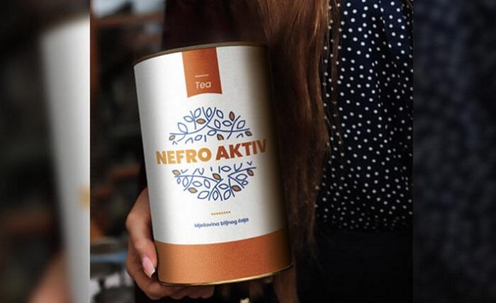 Nefro Aktiv pper i reni: ulisci i reni senza calcoli!