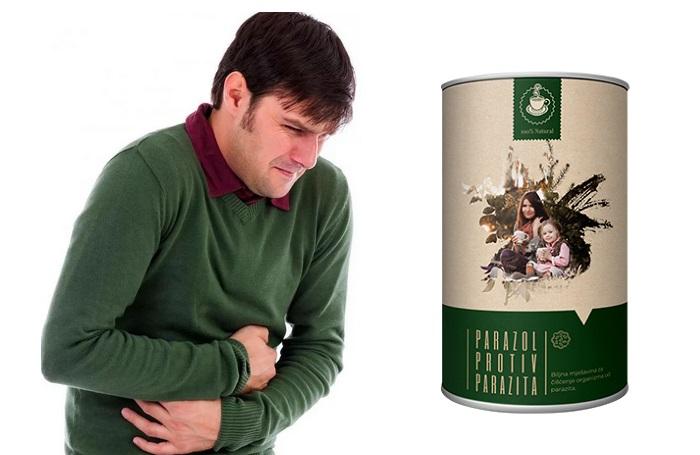 PARAZOL dai parassiti: rimuoverà completamente parassiti e vermi intestinali dal tuo corpo entro 30 giorni!