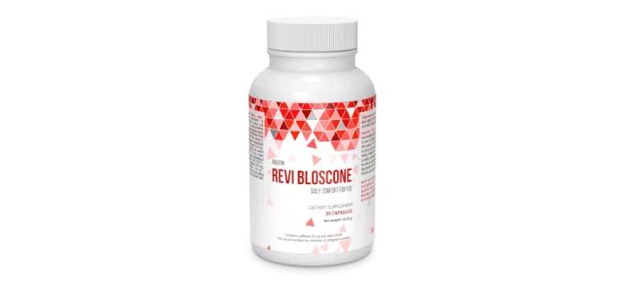 Revi Bloscone: tra 28 giorni rigenererai il fegato, combatterai il meteorismo, il bruciore di stomaco e i dolori addominali
