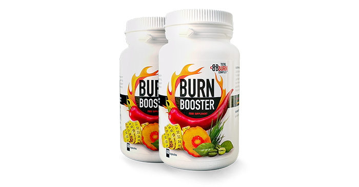 BurnBooster per la perdita di peso: colpisce il grasso complessivamente e con doppia forza!