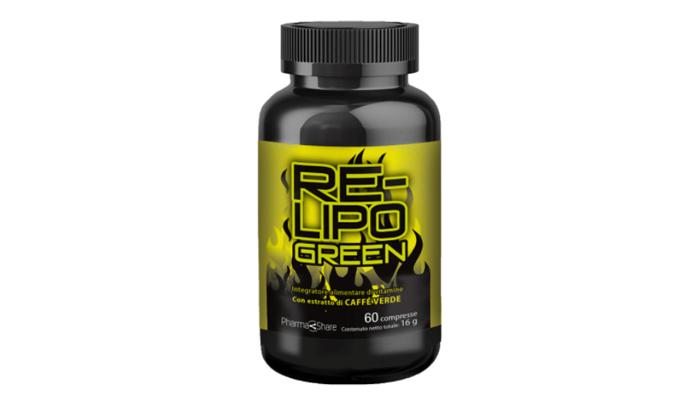 ReLipo Green per la perdita di peso: Sistema di Dimagrimento Rivoluzionario!