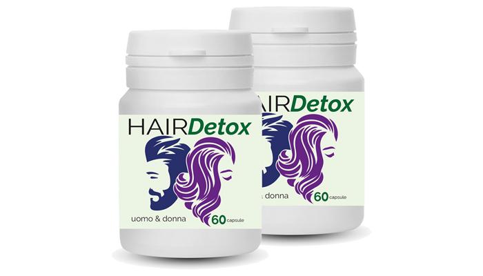 Hair Detox per la crescita dei capelli: restituisci ai tuoi capelli luminosità, forza, elasticità e bellezza