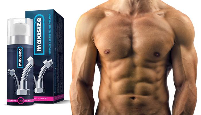 Maxi Size per l'ingrandimento del pene: aumento garantito delle dimensioni del membro di 5 cm in un mese