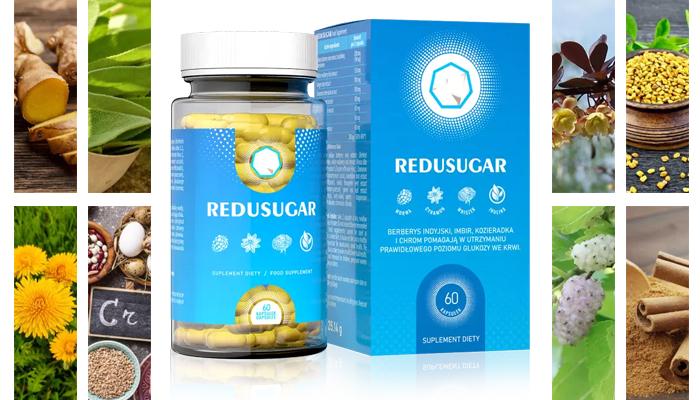 REDUSUGAR contro il diabete: prenditi cura dei tuoi livelli di zucchero nel sangue