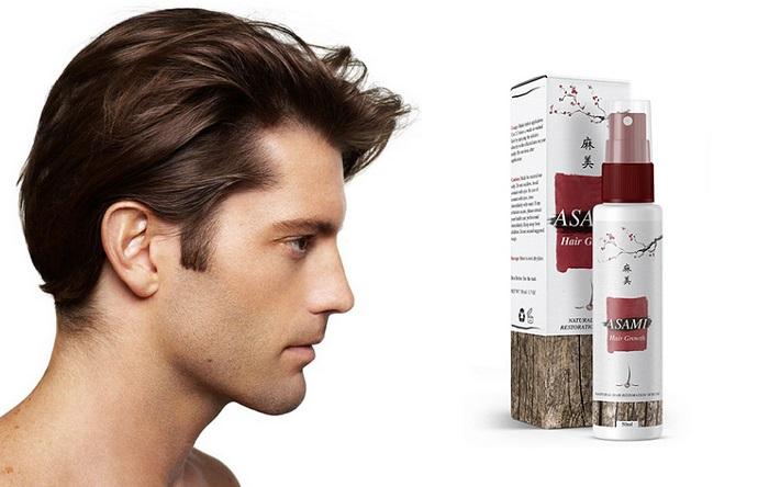 ASAMI dalla perdita dei capelli: la spinta naturale per i tuoi capelli!