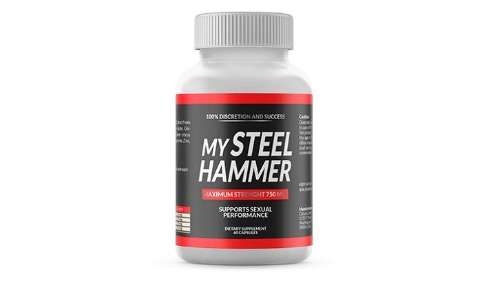 My Steel Hammer per la potenza: una formula naturale siberiana che restituisce l'erezione perduta!