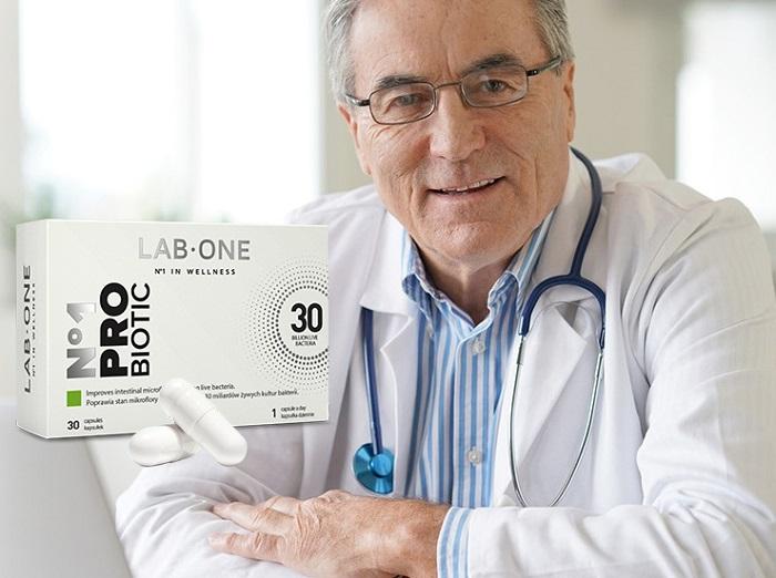 No1 ProBiotic uno stomaco sano è una condizione per una vita sana!