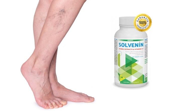 Solvenin vene varicose: oggi puoi godere di belle gambe senza vene varicose!