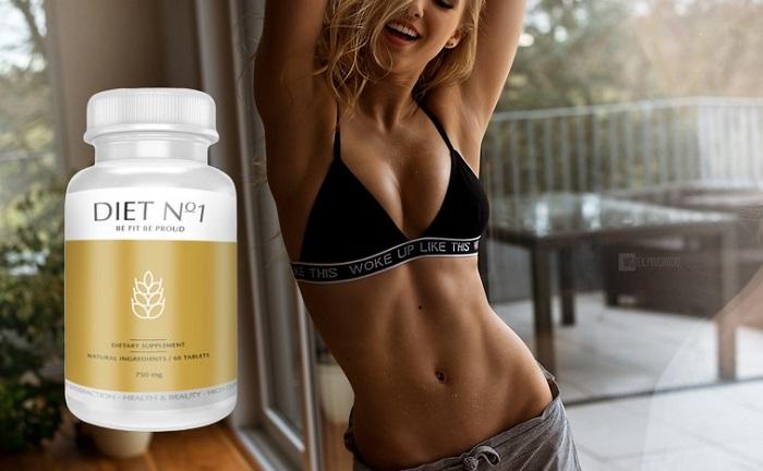 Diet №1 dimagrimento: basato su un complesso bioattivo che brucia intensamente i grassi!