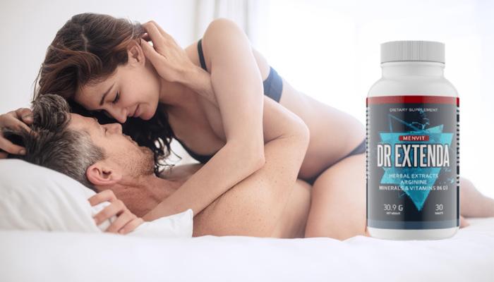 Dr Extenda per la potenza: il modo migliore per avere erezioni più prolungate e orgasmi più intensi