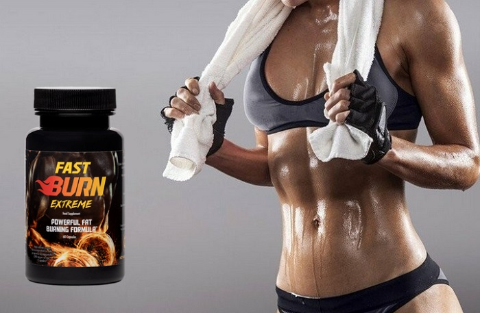 Fast Burn Extreme dimagrimento: un brucia grassi efficace!